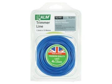 SL215 Medium-Duty Trimmer Line 1.5mm x 15m